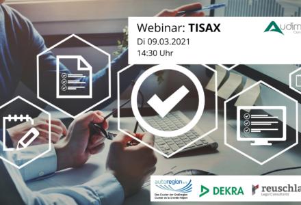 Webinar: TISAX