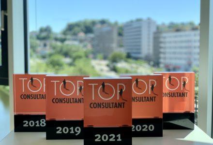 Top Consultant 2021
