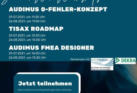 Sommer Web Workshop